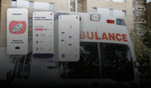 Ambulance Booking App development